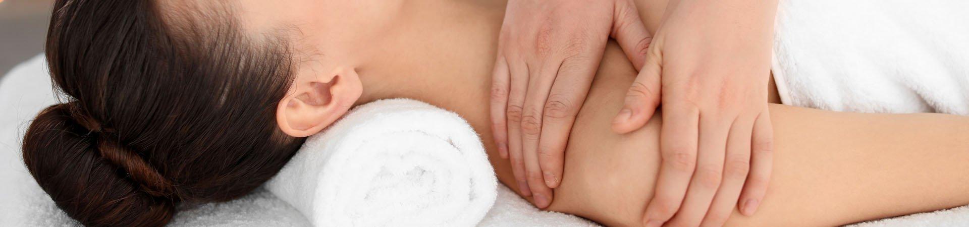 Deep Tissue – Massage